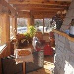 Foto de Hosteria Pampa Linda - Restaurant
