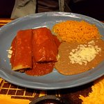 Casa Azul Special (one of two plates)