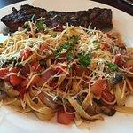 Amazing Steak and Pasta