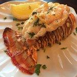 Cuban Lobster Tail