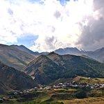 Private Day Trip to Kazbegi - Mountains - Waterfalls - Ski resort - Ananuri fort