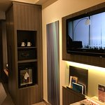 Mini Bar and TV