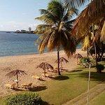 Scenery of Turtle Bay Rex Resort Tobago