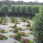 Herrenhäuser Gärten Aufnahme