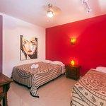 Nuevas acojedoras habitaciones  con la mejor decoracion de muebles traídos de Bali