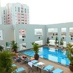 桑蘭西貢河畔飯店