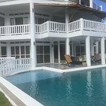 The Blue Lagoon Villas Foto