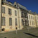 Château (vu des jardins)