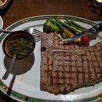 Maradona's T-Bone steak