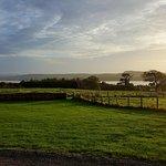 Views from Criffel wigwam