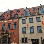 Hotel Brixen Prague Foto