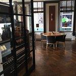 Eingang Brasserie