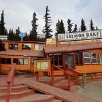 Photo of Denali Park Salmon Bake