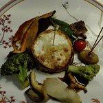 lasagnes du chef, mélange de magret et foie gras!!!