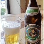 Süffiges Bier