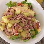 Petites salades très bonnes 😉