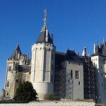 Château de Saumur en majesté