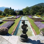 The gardens at Villa Taranto are a 'must see'.