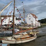 Summertime at the Tide Mill