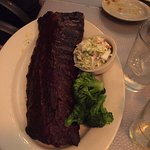 The best ribs ever.
