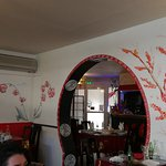 Restaurant très accueillant, repas raffiné, le chef très sympathique