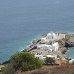 Chryssopigi - 45-60 min walk from Alexandros hotel