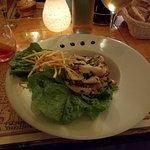 sauteed calamari as main course