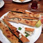 Real Turkish food