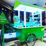 Matcha Dessert Station