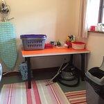 Lodge Laundry Room