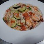 GF Shrimp and Zucchini