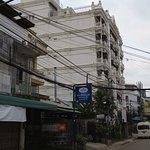 Attractive view of the exterior - Mekong Suite is on top floor