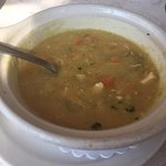 The Mulligatawny soup is good any time of year!