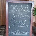 Hotel Möwe am Chiemsee Foto