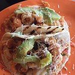 Crawfish & Calamari Tacos