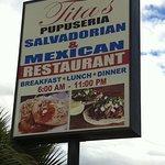 Tita's Pupuseria - Salvadoran and Mexican Food