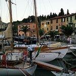 L'Albergo Nardini sur le port