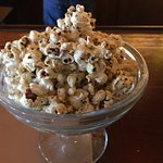 Seasoned popcorn--great for starters