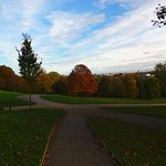 Autumn in Queens Park