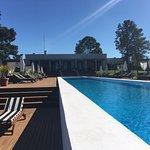 piscina y galeria