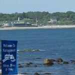 Foto di Ocean Rose Inn