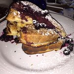 French Toast with berries.