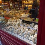 cheese in window