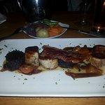 porco (mista de carnes e enchidos)