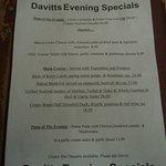 Photo of Davitts Restaurant