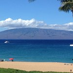 Your view of Lanai from the Sheraton