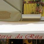 Esterno dell'Osteria da Rita.