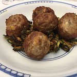 Meatballs and Zucchini - amazing!