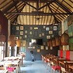 Narrow Restaurant