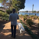 Walking the Riverwalk